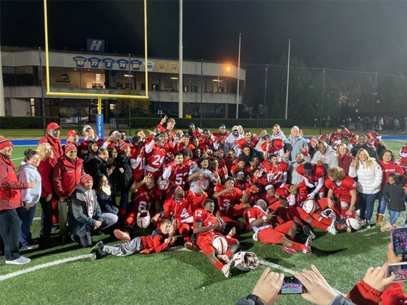 Red Devils Reigning Nassau County Champions Again!