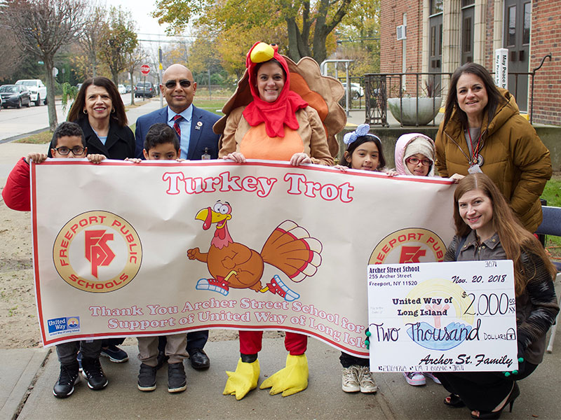 Archer Hosts Turkey Trot for Cause