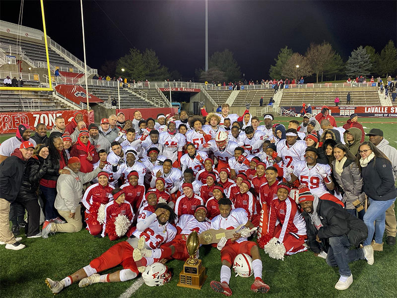 Red Devils Conquer its Seventh Long Island Championship Title
