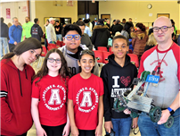Fifth Annual Robotics Competition photo