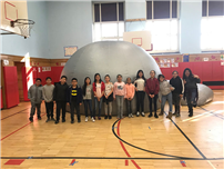 Atkinson Students Reach the Stars photo