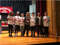 Students Place in Odyssey of the Mind Competition photo