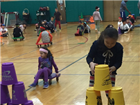 Bayview Hosts K-2 Sports Night photo