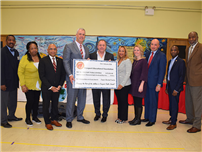 District Receives More than $30K from FEF photo