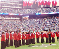 Select Chorale Astounds for Jets photo 2