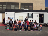 Bayview Students Learn Fire Safety photo