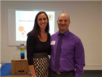 Science Educators Present at STANY Meeting photo