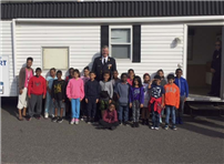 Bayview Students Learn Fire Safety photo 3